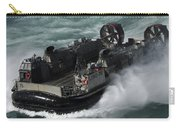 A U.s. Navy Landing Craft Air Cushion Carry-all Pouch