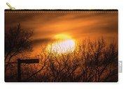 A Vague Sun Carry-all Pouch