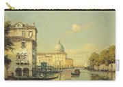 A Venetian Canal Carry-all Pouch