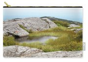 A Vernal Pool Atop A Subalpine Granite Balds Carry-all Pouch
