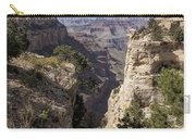 A Vertical View - Grand Canyon Carry-all Pouch