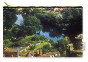 A View From Blarney Castle In Ireland Carry-all Pouch