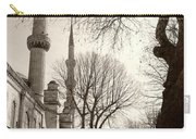 A View From Blue Mosque Carry-all Pouch