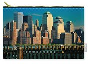 A View From Hoboken Carry-all Pouch