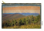 Equinox Mountain, Vermont.             Carry-all Pouch