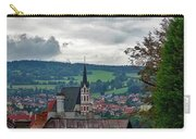 A View Of Cesky Krumlov  Carry-all Pouch