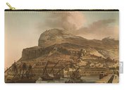 A View Of The Rock Of Gibraltar From The Spanish Lines 1782 Carry-all Pouch
