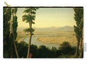 A View Of The Tiber And The Roman Campagna From Monte Mario Carry-all Pouch