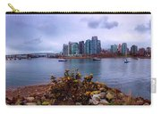 A View Of Vancouver Carry-all Pouch
