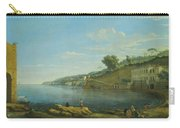 A View Of Villa Martinelli At Posillipo Carry-all Pouch