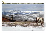 A View To Remember Carry-all Pouch