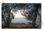 A View To The Sea Carry-all Pouch