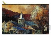 A Village In Autumn Carry-all Pouch