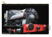 A Vintage Steam Train Carry-all Pouch