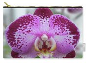 A Violet Orchid Carry-all Pouch