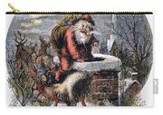 A Visit From St Nicholas Carry-all Pouch