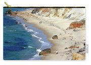 A Walk Along Aquinnah Beach Carry-all Pouch