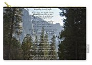 A Walk Among The Trees  Carry-all Pouch