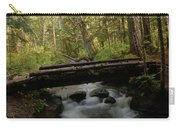 A Walk Bridge In Paradise Carry-all Pouch