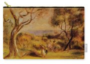 A Walk By The Sea 1915 Carry-all Pouch