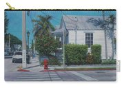 A Walk In Key West Carry-all Pouch