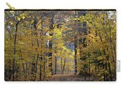 A Walk In The Woods Carry-all Pouch
