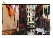 A Walk In Venice Carry-all Pouch