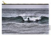 A Wave On The Ocean Carry-all Pouch