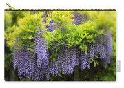A Wealth Of Wisteria Carry-all Pouch