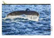 A Whale Of A Tail Carry-all Pouch