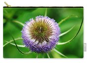 A Wild And Prickly Teasel Carry-all Pouch