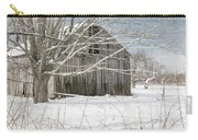 A Winters Day Square Carry-all Pouch