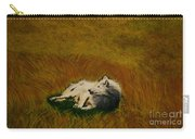 A Wolf Story Carry-all Pouch