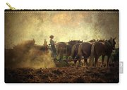 A Woman's Work Is Never Done Carry-all Pouch by Trish Tritz