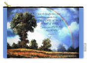 A Word Of Hope Carry-all Pouch