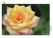 A Yellow Rose Carry-all Pouch