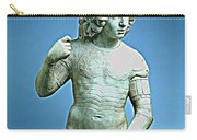 A Young Warrior, Tullio Lombardo Poster 2 Carry-all Pouch
