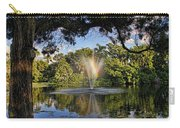 A Zen Oasis By H H Photography Of Florida Carry-all Pouch