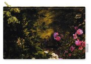 Aagaard Carl Frederick The Rose Garden Carry-all Pouch