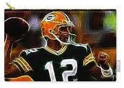 Aaron Rodgers - Green Bay Packers Carry-all Pouch