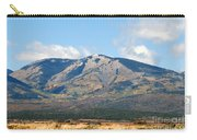 Abajo Mountains Utah Carry-all Pouch