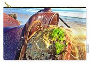Abalone On Saddle Carry-all Pouch