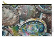 Abalone Shells Carry-all Pouch