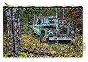 Abandoned Alaskan Logging Truck Carry-all Pouch
