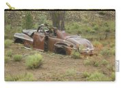 Abandoned Antique Car Carry-all Pouch