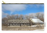 Abandoned Barn And Shed Carry-all Pouch