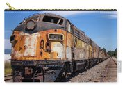 Abandoned Bessemer And Lake Erie Trains Schellville California Carry-all Pouch