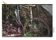 Abandoned Bicycle Carry-all Pouch