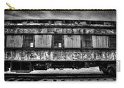 Abandoned Circus Transport Car Carry-all Pouch