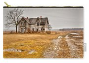 Abandoned Farm House Carry-all Pouch by Cale Best